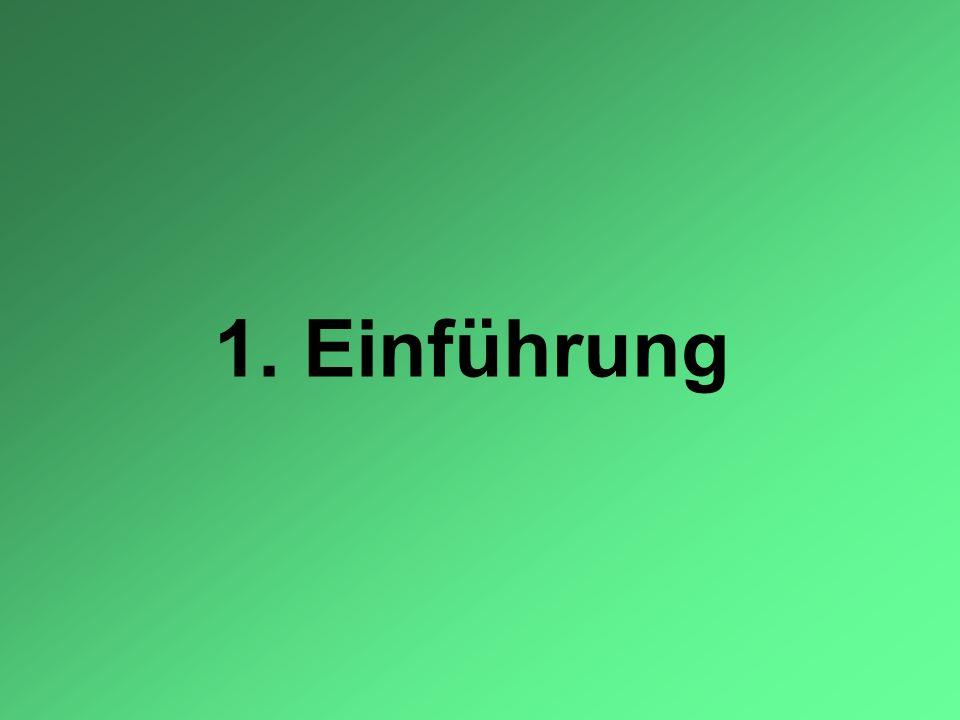1. Einführung