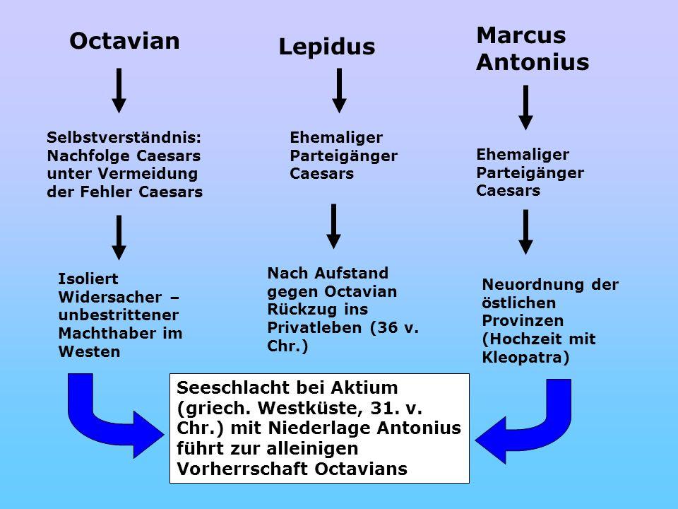 Marcus Antonius Octavian Lepidus