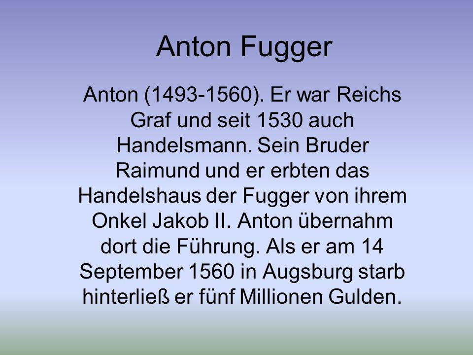 Anton Fugger