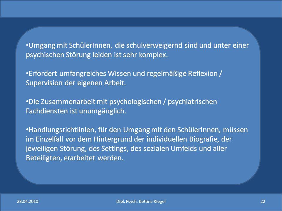 Dipl. Psych. Bettina Riegel