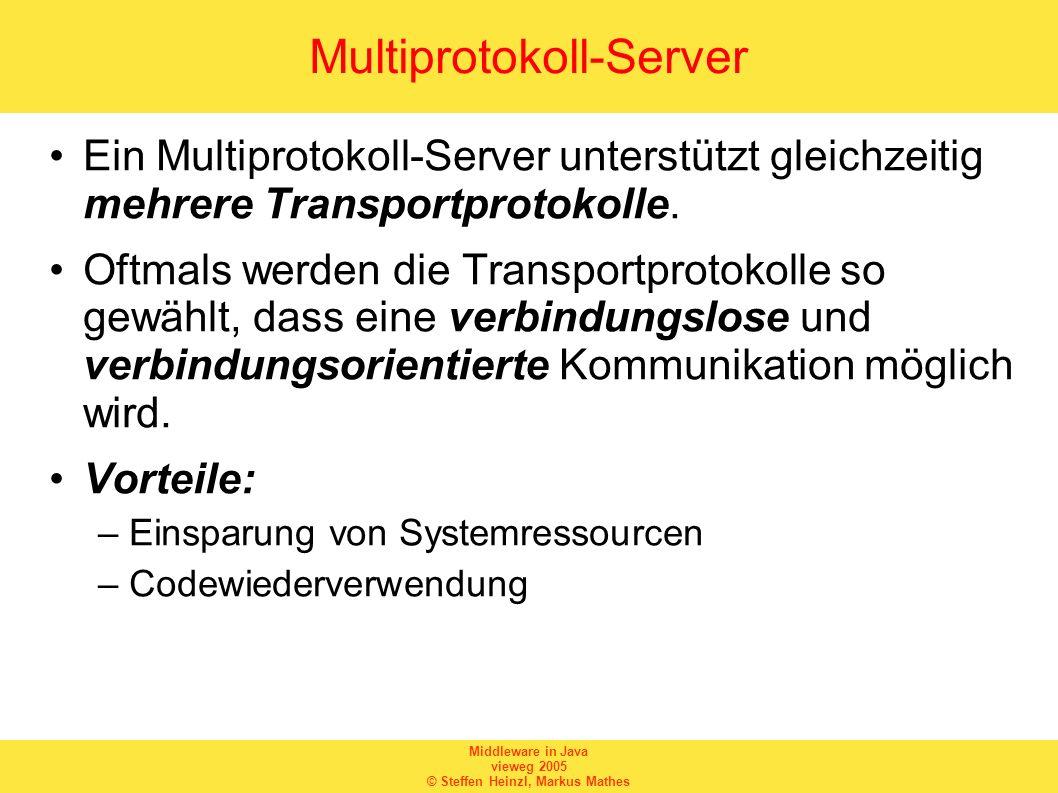Multiprotokoll-Server