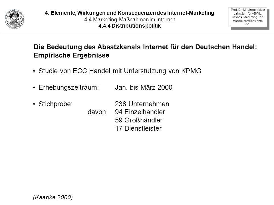 Studie von ECC Handel mit Unterstützung von KPMG