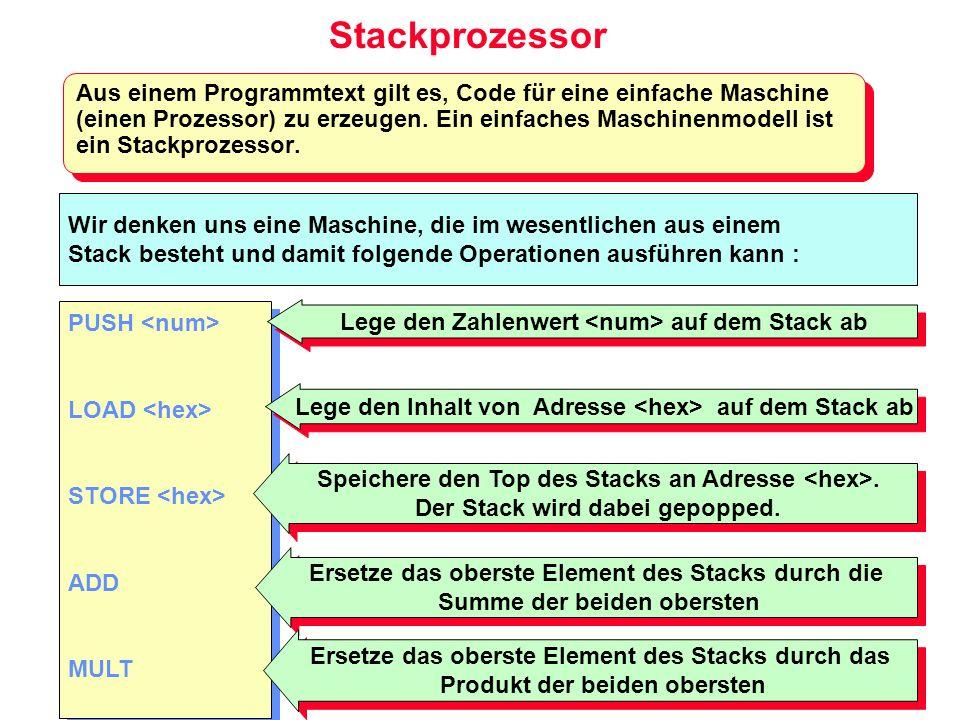 Stackprozessor