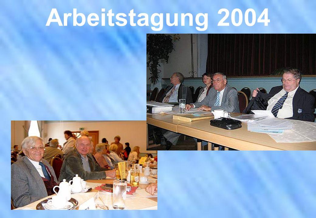 Arbeitstagung 2004