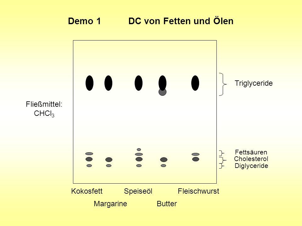 Demo 1 DC von Fetten und Ölen