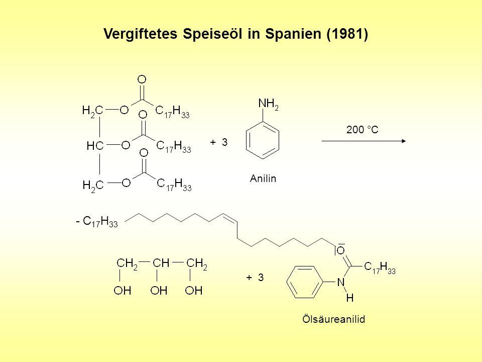 Vergiftetes Speiseöl in Spanien (1981)