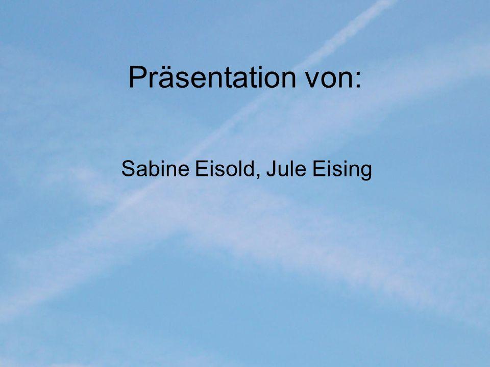 Sabine Eisold, Jule Eising