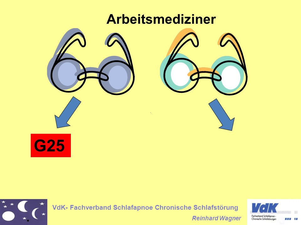 Arbeitsmediziner G25