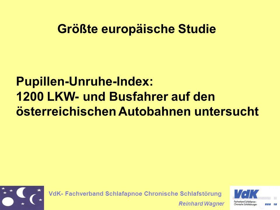 Größte europäische Studie