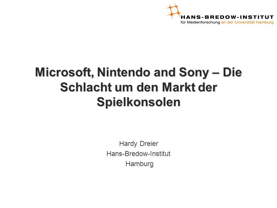 Hardy Dreier Hans-Bredow-Institut Hamburg