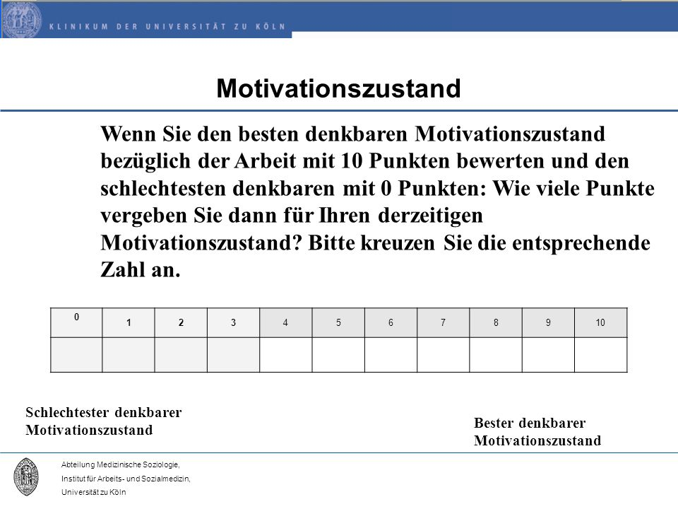 Motivationszustand
