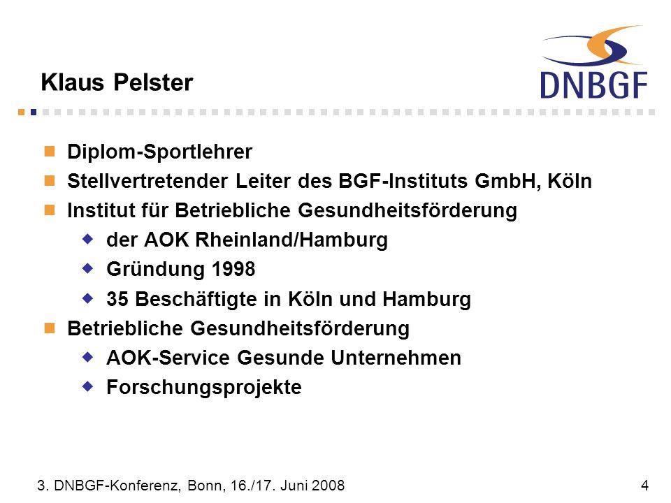 Klaus Pelster Diplom-Sportlehrer