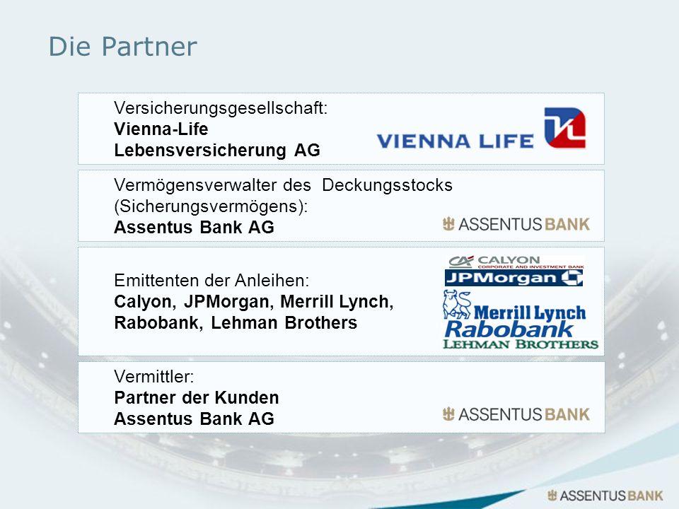 Die Partner Versicherungsgesellschaft: Vienna-Life Lebensversicherung AG.