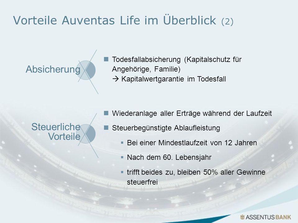 Vorteile Auventas Life im Überblick (2)