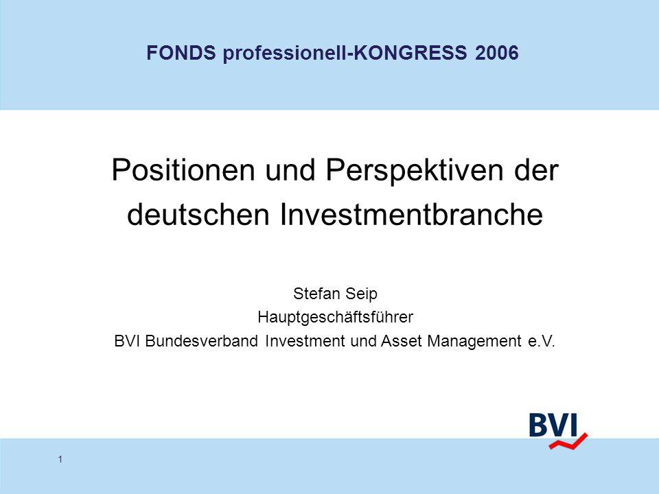 FONDS professionell-KONGRESS 2006