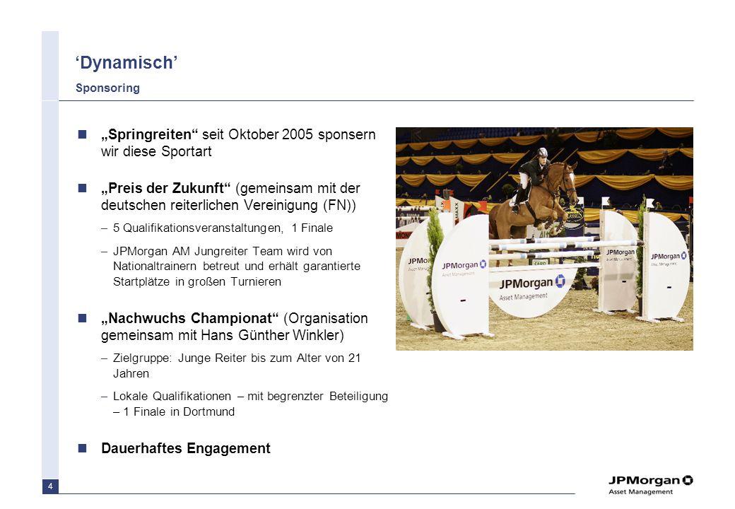 'Dynamisch' Sponsoring