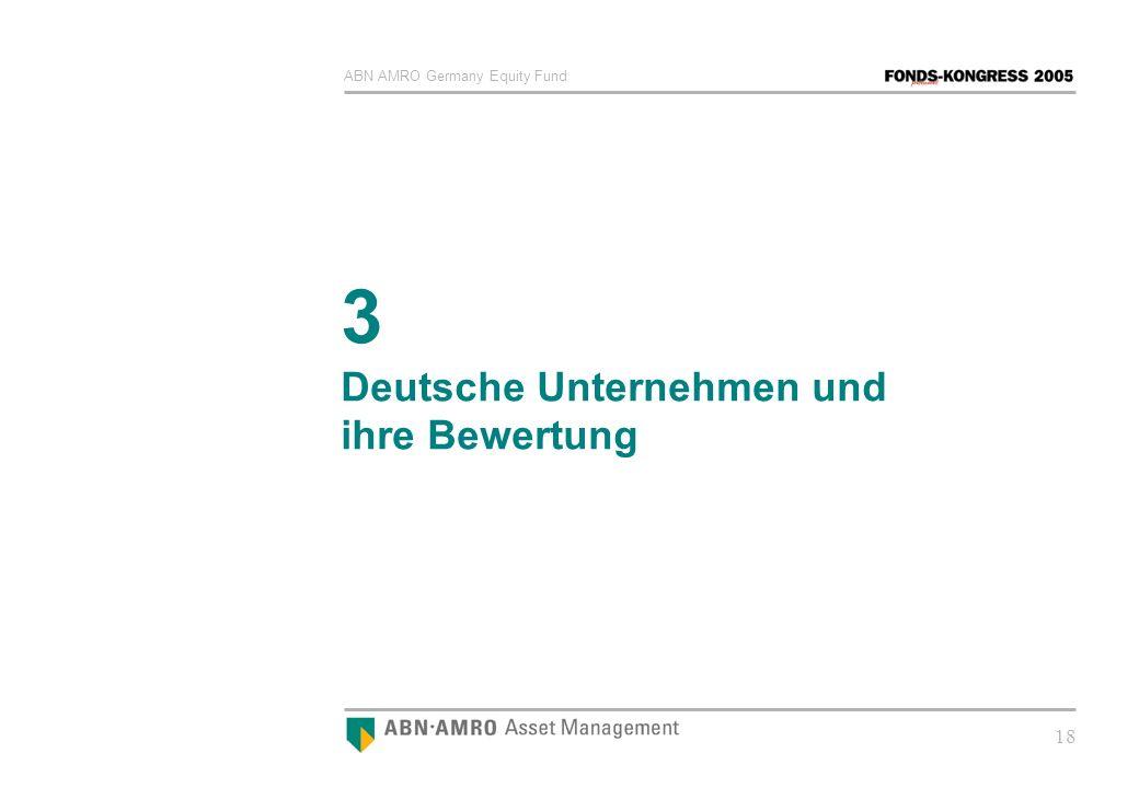3 Deutsche Unternehmen und ihre Bewertung
