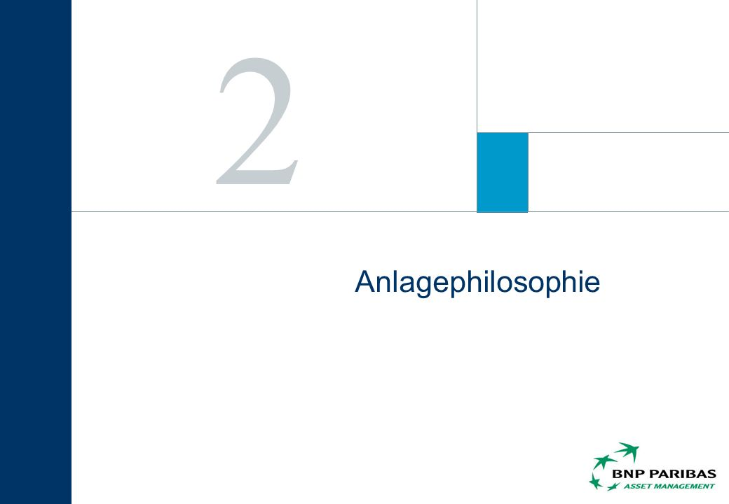 2 Anlagephilosophie