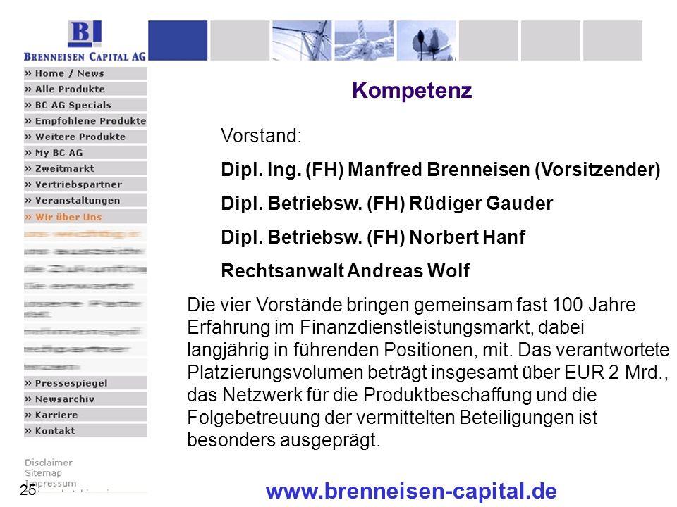 Kompetenz www.brenneisen-capital.de