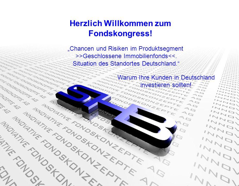 Herzlich Willkommen zum Fondskongress!