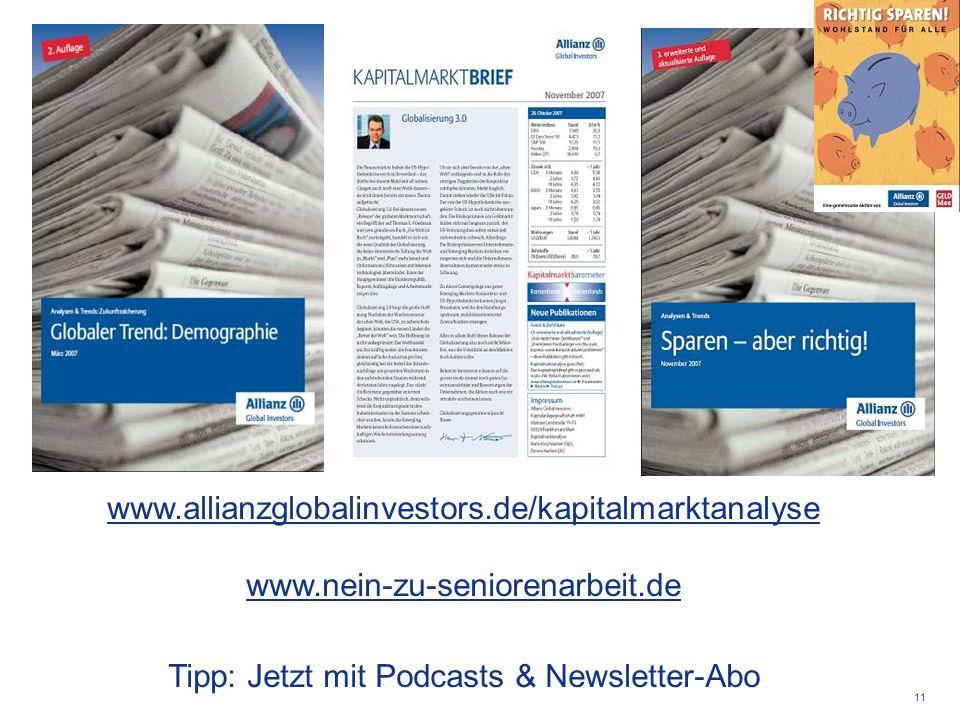 Tipp: Jetzt mit Podcasts & Newsletter-Abo