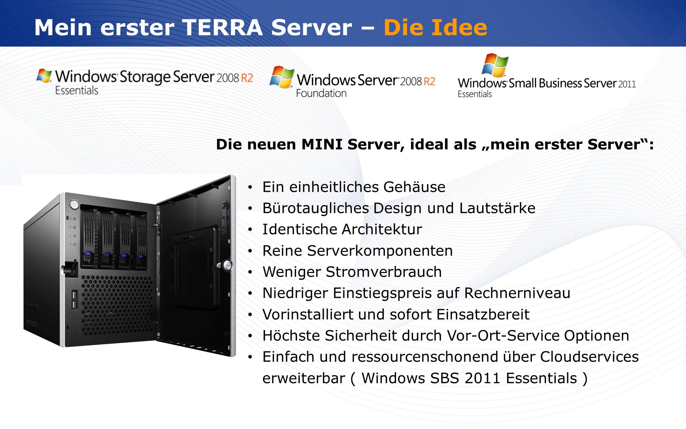 Mein erster TERRA Server – Die Idee