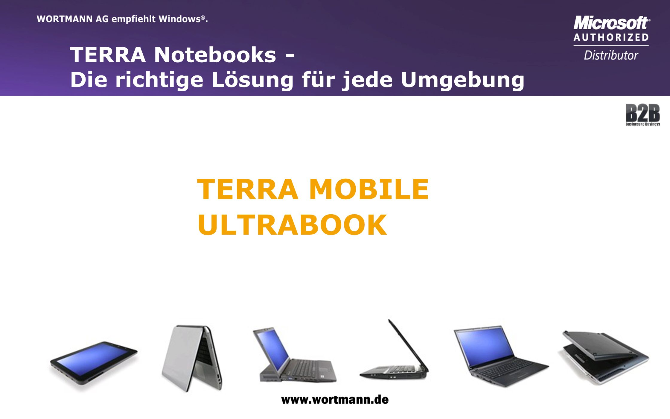 TERRA MOBILE ULTRABOOK TERRA Notebooks -
