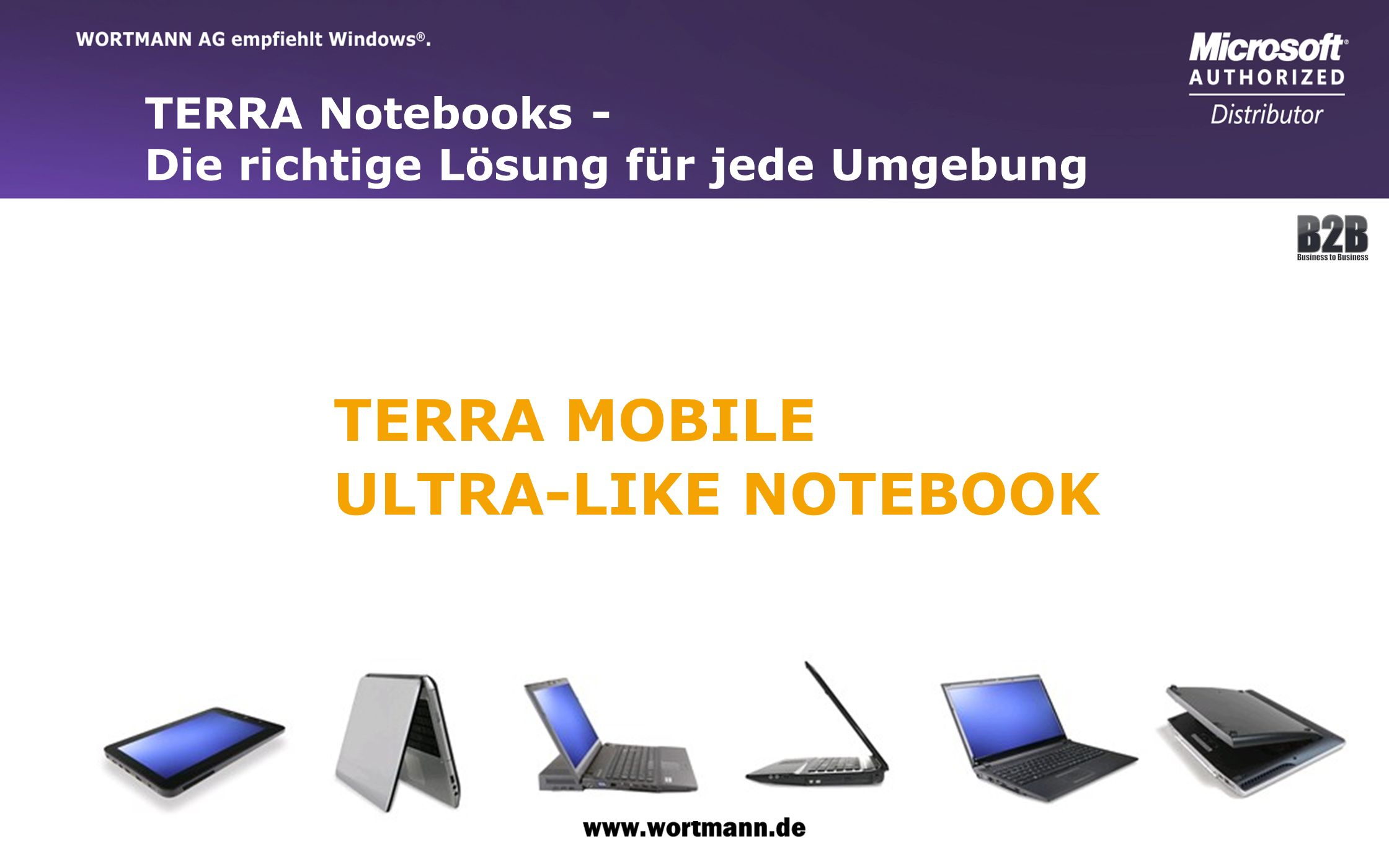 TERRA MOBILE ULTRA-LIKE NOTEBOOK TERRA Notebooks -