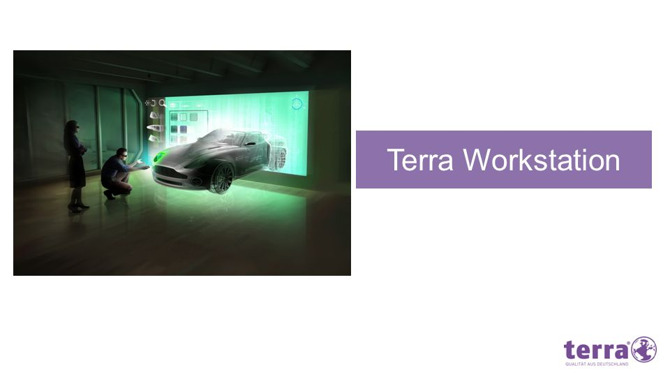 Terra Workstation