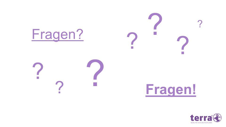 Fragen Fragen!