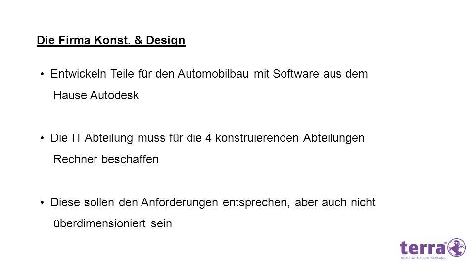 Die Firma Konst. & Design