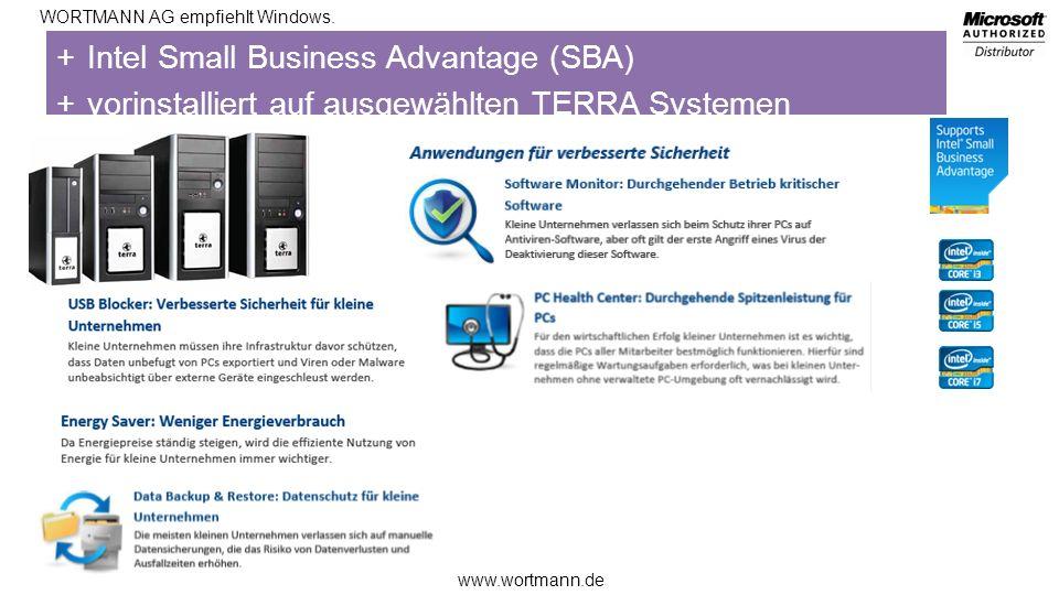 Intel Small Business Advantage (SBA)