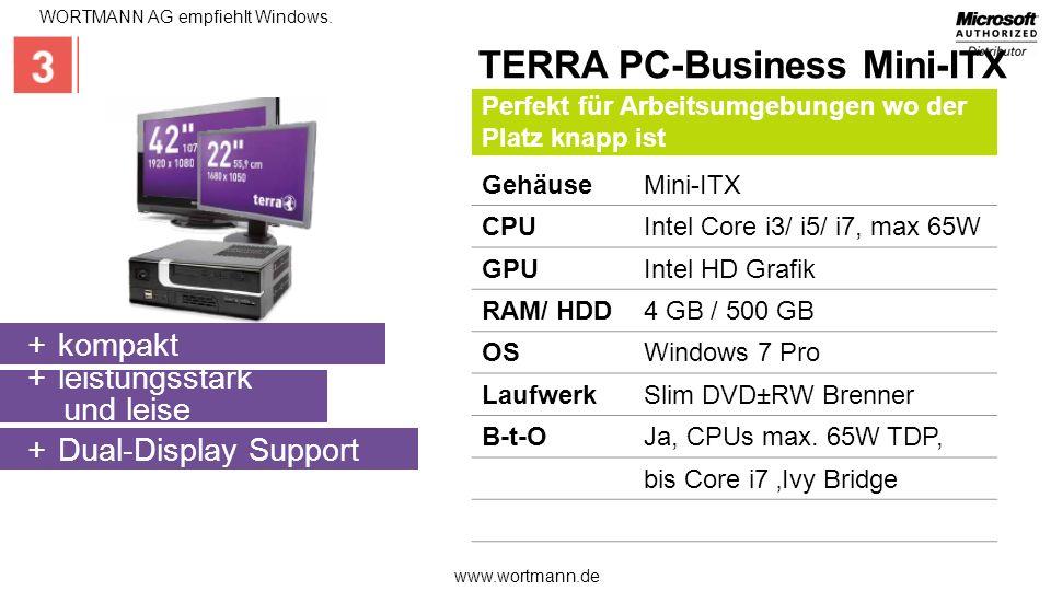TERRA PC-Business Mini-ITX