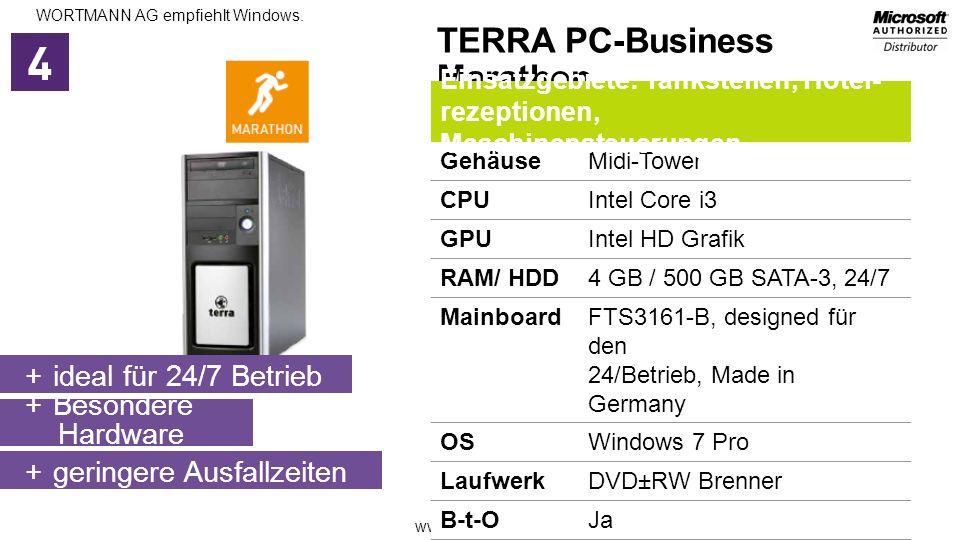 TERRA PC-Business Marathon