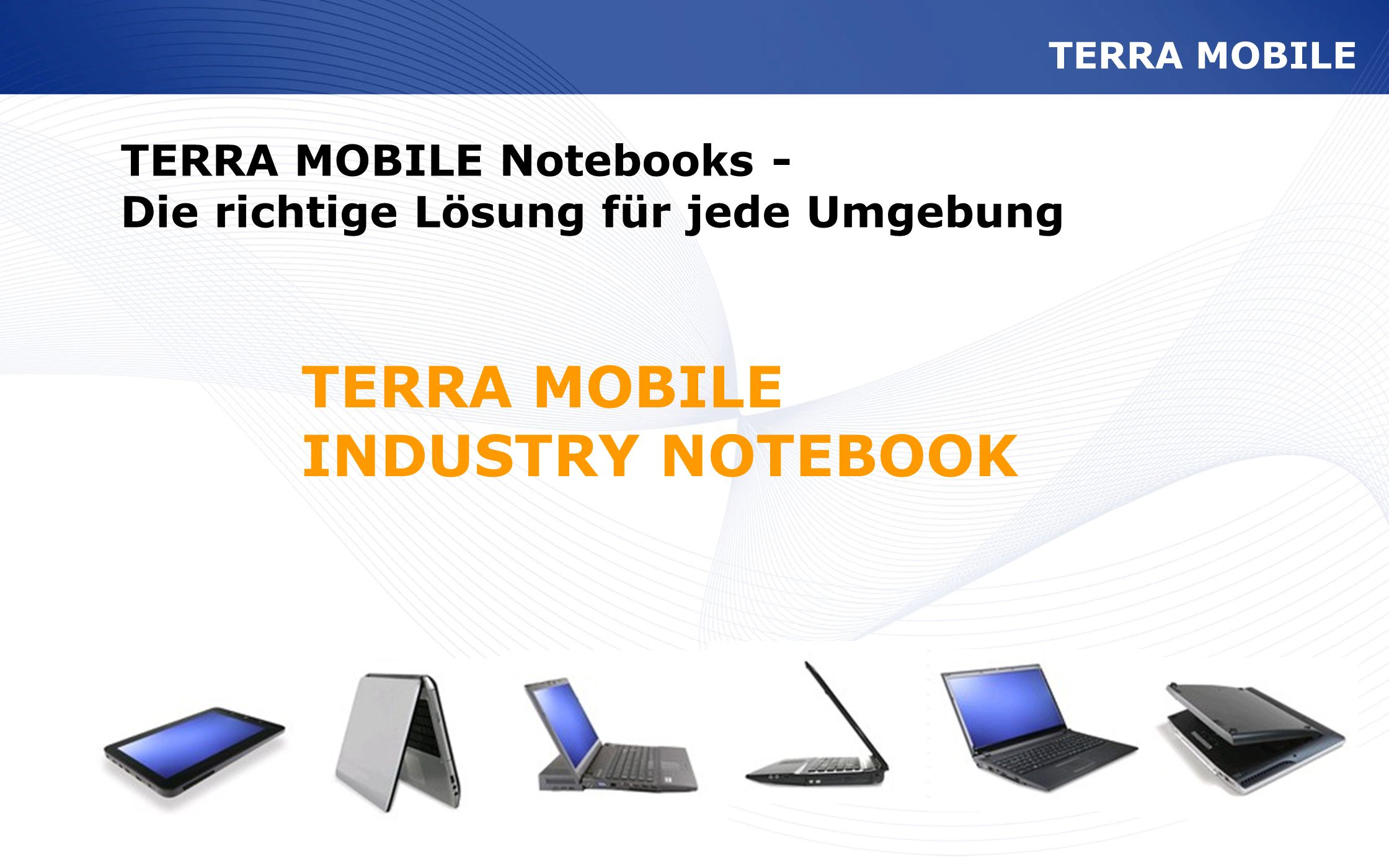 TERRA MOBILE INDUSTRY NOTEBOOK TERRA MOBILE Notebooks -