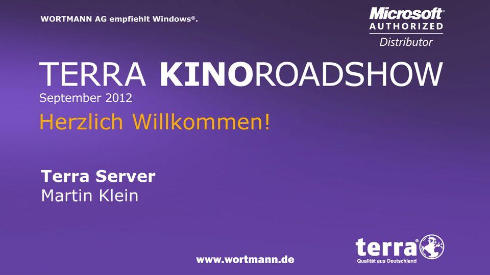 Terra Server Martin Klein