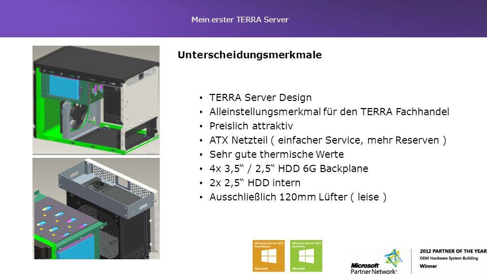 Mein erster TERRA Server