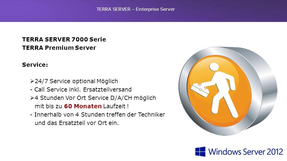 TERRA SERVER – Enterprise Server
