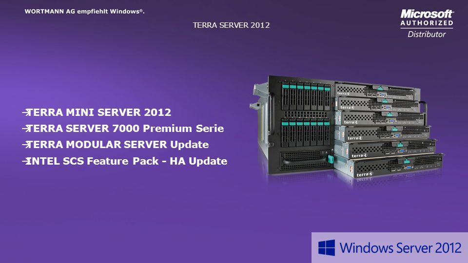 Headline TERRA MINI SERVER 2012 TERRA SERVER 7000 Premium Serie