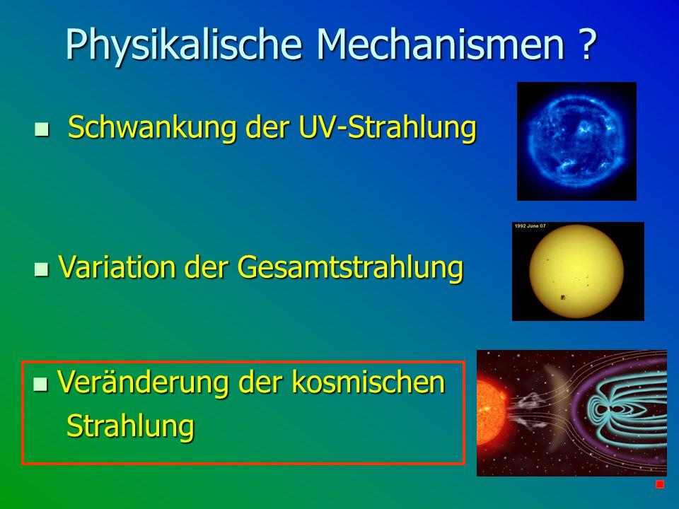 Physikalische Mechanismen