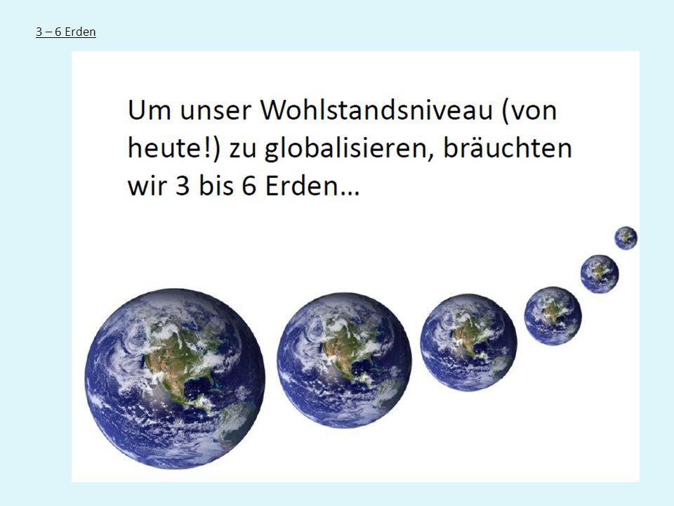 3 – 6 Erden
