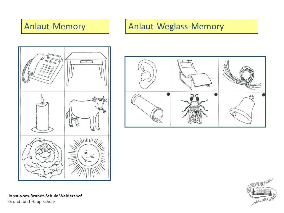 Anlaut-Memory Anlaut-Weglass-Memory