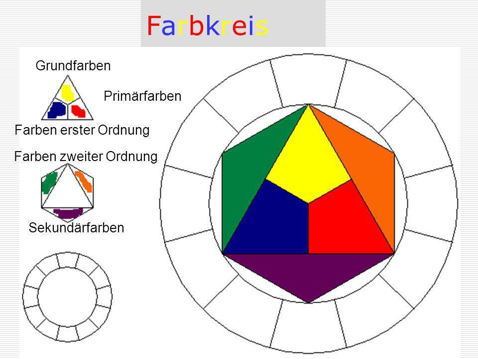 Farben zweiter Ordnung