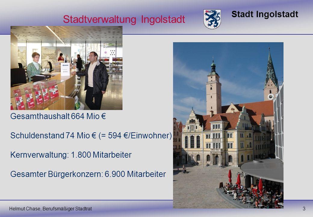 Stadtverwaltung Ingolstadt