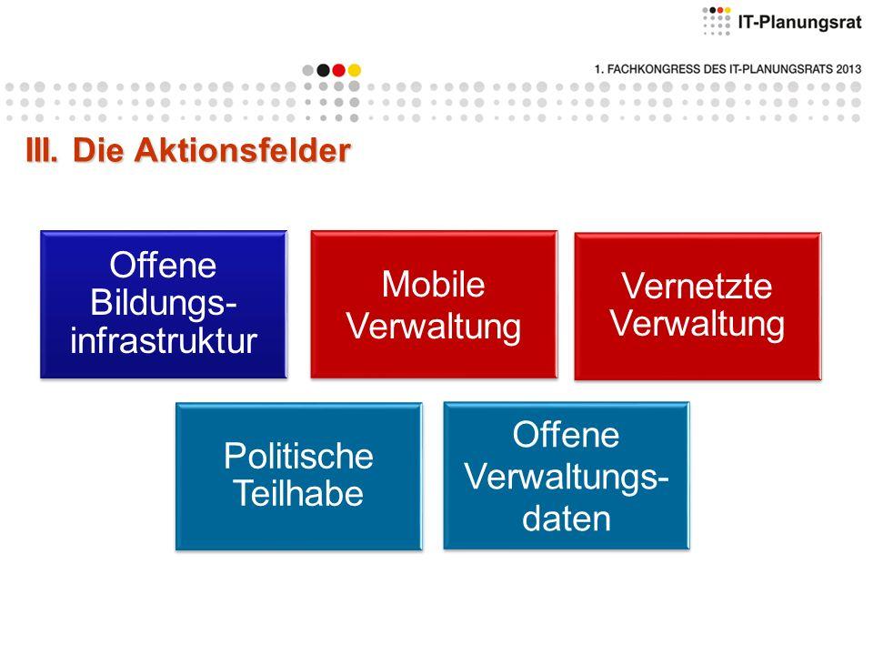 Offene Bildungs-infrastruktur Mobile Verwaltung