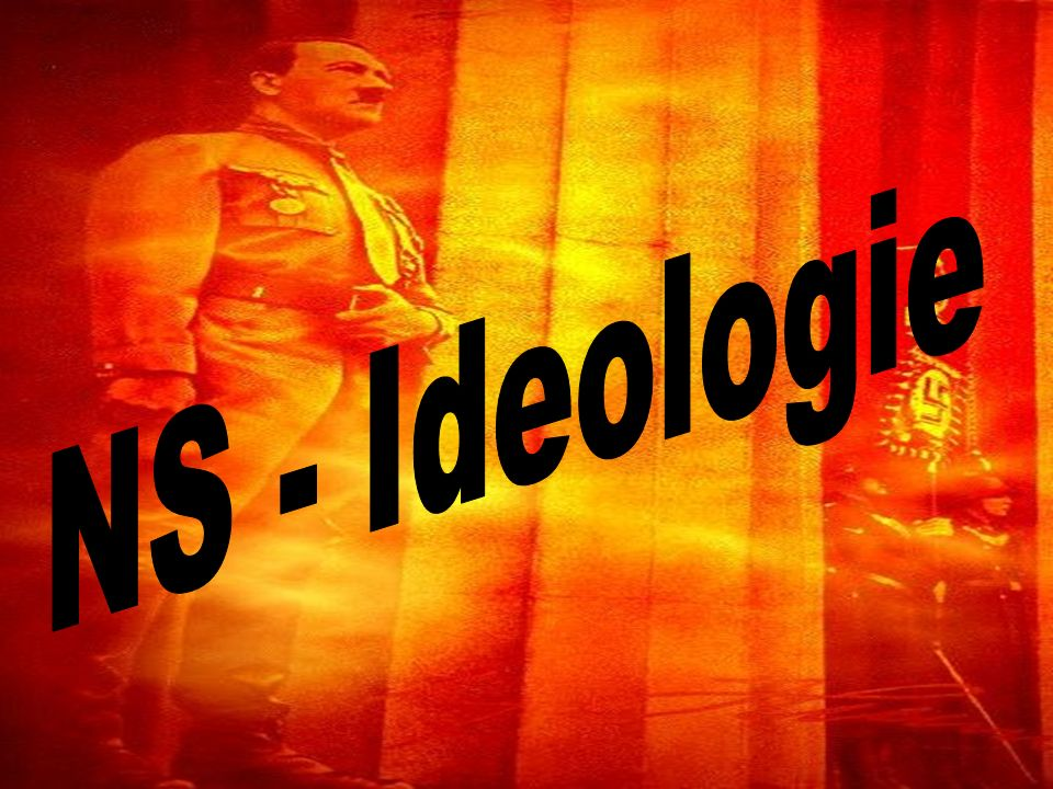 NS - Ideologie
