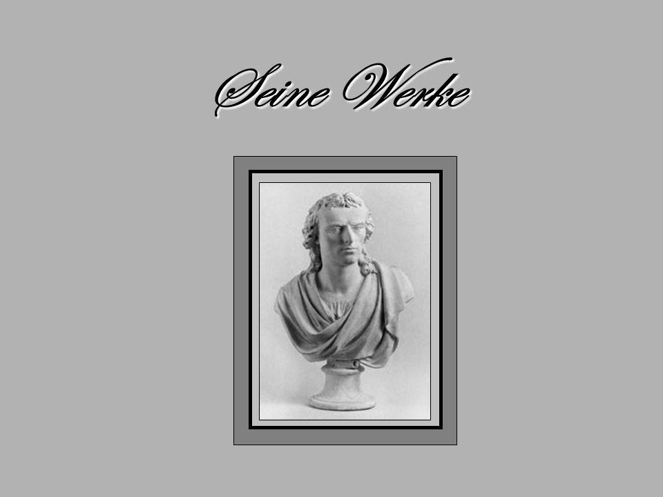 Seine Werke