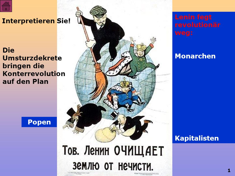 Russische Revolution Bürgerkrieg und Kriegskommunismus