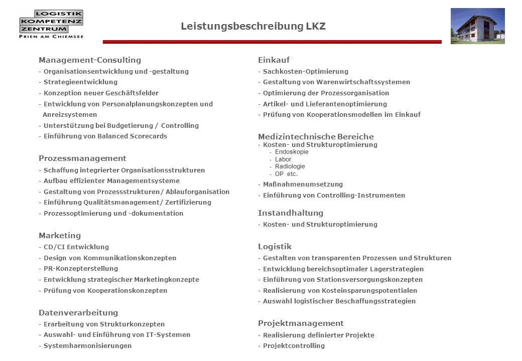 Leistungsbeschreibung LKZ