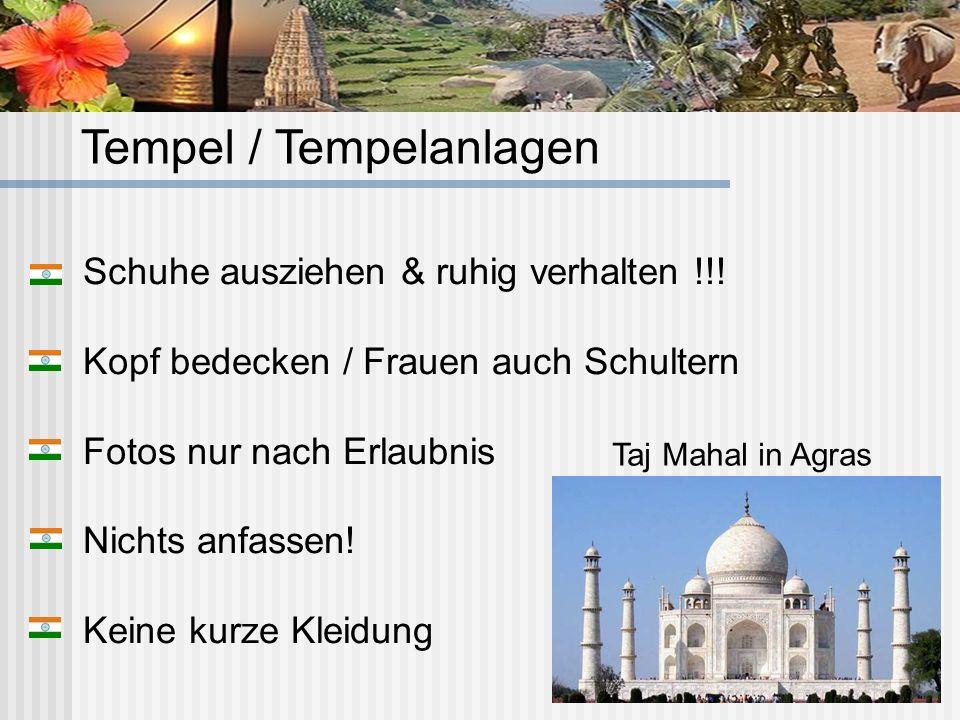 Tempel / Tempelanlagen
